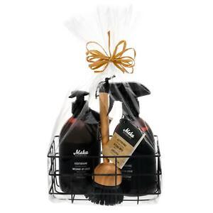 Maku Kitchen Cleaning Basket Gift Set
