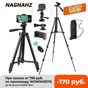 Phone Tripod Stand 40inch Universal Photography Video For Iphone Samsung Xiaomi