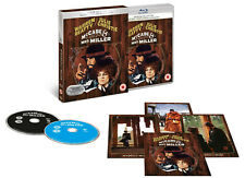 Blu Ray and DVD  McCABE AND MRS MILLER. Premium collection. Warren Beatty. New.