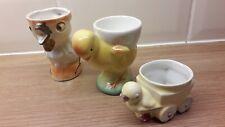 Vintage Easter Egg Cups
