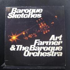 Art Farmer & The Baroque Orchestra - Baroque Sketches LP Mint- CL 2588 360 Sound