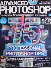 75 PROFESSIONAL PHOTOSHOP TIPS 2013 ADVANCED PHOTOSHOP #114 & FREE LOADED DVD