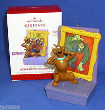 Hallmark Scooby Doo Ornament Jeepers It's the Creeper 2013 Mirror Changes Sound