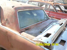 """1962 1963 Lincoln Rear Window Glass """"Other Parts Available """""""