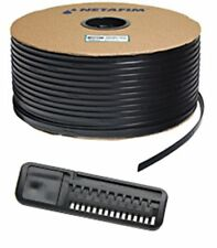 "Netafim Streamline Drip Tape Irrigation Line Soaker Hose 8"" 0.24GPH 15MIL 3900FT"