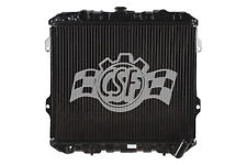 Radiator-2 Row All Metal CSF 973