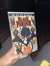Black Panther Vol. 3Annual #1 Shuri 1st App 2009 FREE SHIPPING See Pics & Notes