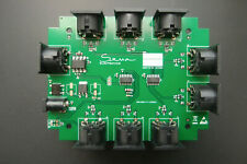 8 Way MIDI Thru/Splitter, 1 In x 8 Thru, Home Studio, Synthesizer