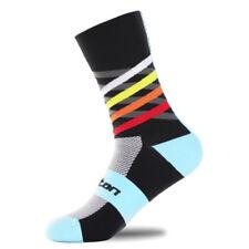 Cycling Socks Bike Racing Riding Tri MTB Pro Sports Calf Socks ship from USA
