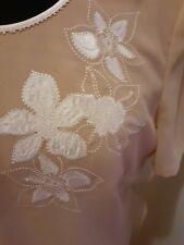 Womens cream  Jacque Vert skirt suit size 18