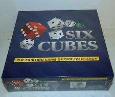 The Exciting Game Of Six Cubes (New In Original Plastic Packaging)