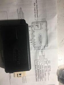 Autopage C3-RS-730 Data Base Harvest Sensor Antenna & instructions
