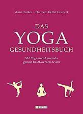 Das Yoga-Gesundheitsbuch: Mit Yoga und Ayurveda gez...   Buch   Zustand sehr gut