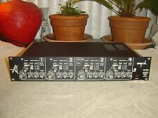 SPL Optimizer 4 Band Mono 2 Band Stereo Parametric Equalizer, Eq, Vintage, As Is