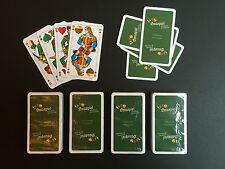 4er Original Schafkopfkarten von Sauspiel.de mit Bayernhymnenaufdruck ASS