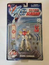 "Mobile Fighter G Gundam Rising Gundam 4"" Action Figure Bandai"
