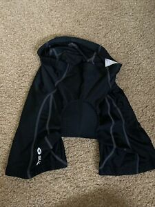 SUGOI Racing System Padded Bicycle Cycling Shorts Black Mens XL