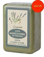 Marius Fabre – Savonnette de 250g à l'huile d'olive, à la lavande