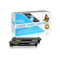 TN730 / TN760 Compatible Toner for Brother MFC-L2710DW / 2750DW (Black,2 Pack)