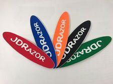5 Pack Razor SCOOTER GRIP TAPE MS-130 260mmx60 Oval Brand New Grippy 5105B