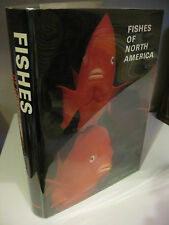 FISHES OF NORTH AMERICA Earl S. Herald 1st Edition 1979 Doubleday Near Fine/NF