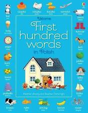 First Hundred Words in Polish by Heather Amery (Paperback, 2015)