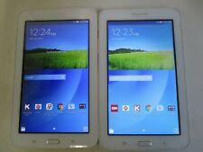 2- Samsung Galaxy Tab E Lite SM-T113 8 GB Tablets Only
