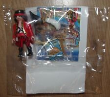 Playmobil Figure Pirate map sword saber banana captain hat feathers