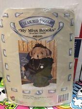 My Miss Brooks Teacher Treasured Toggery Nib for 12� Bears or Plush Dolls