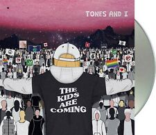 "Tones And I ""the kids are coming"" Softpack CD NEU Album 2019"