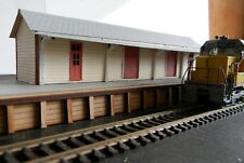 HO scale building NSWGR train station, Stores shed, signal box (KIT) 3 buildings