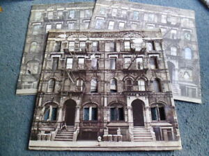 LED ZEPPELIN - PHYSICAL GRAFFITI 2LP - Nr MINT/EXC+ CONDITION