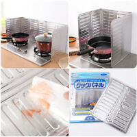 Cooking Frying Oil Splash Screen Cover Anti Splatter Shield Guard Kitchen Gadget