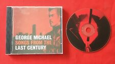 GEORGE MICHAEL SONGS FROM THE LAST CENTURY 1999 VIRGIN BON ÉTAT CD