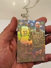 Michael Jordan 1991-92 Upper Deck Award Winner Card #AW4 MVP Holo Foil - Bulls