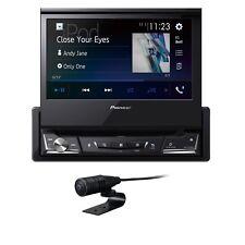 PIONEER AVH-A7100BT 1-DIN Moniceiver Bluetooth USB CD DVD MP3 Flac