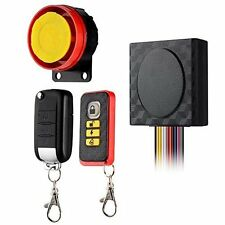 Motorcycle Security Kit Alarm System Anti Theft Automatic Remote Engine Start