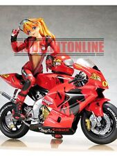 ASUKA R1 MOTORCYCLE EVANGELION EVA RACING 1/6 UNPAINTED RESIN FIGURE MODEL KIT