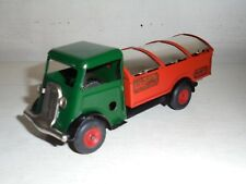 TRI-ANG MINIC Tinplate-32M Dust Cart/Refuse Lorry-c/w - excellent/unboxd -c1954