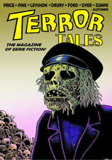 218 TERROR TALES #9 Rainfall chapbook Weird tales of horror and the supernatural