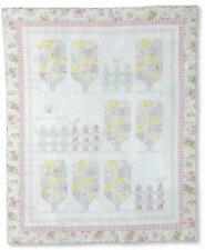 Kew Gardens Quilt quilting pattern instructions