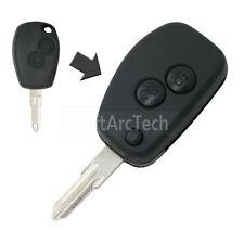 Flip Key Shell fit for RENAULT Megane Modus Espace Flip Remote Key 2 BTN S352