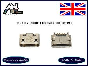 JBL flip 2 charging port jack dock replacement