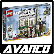 LEGO Creator Parisian Restaurant 10243 Modular BRAND NEW SEALED