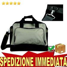 b9d2562ea7 BORSA borsone sportivo palestra con portascarpe tracolla 53x30x38 cm (AA2)