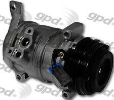 New A/C Compressor fits 2003-2009 Hummer H2 H3  GLOBAL PARTS