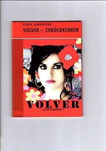 Volver - Zurückkehren (2009) DVD r113