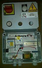 Boitier Portail automatique automatic ETME PIC348 Attention HS pour pieces