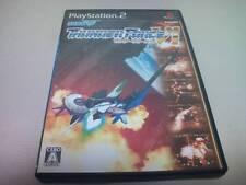 [Used] Thunder Force VI 6 TecnoSoft SEGA Japan Import Shooting Game PS2 F/S