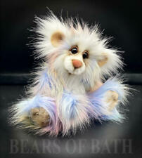 Pink Quill a 10-11 inch Capability Artist Bear by Carol's Bears of Bath